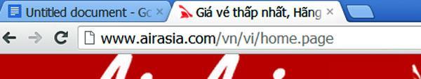 Hướng dẫn các bước đặt vé máy bay giá rẻ AirAsia
