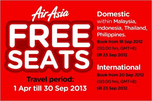 Cập nhật lại thời gian bán vé máy bay giá rẻ AirAsia