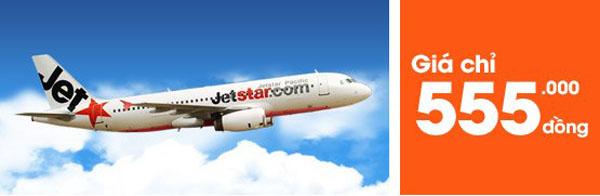 vé máy bay giá rẻ jetstar pacific
