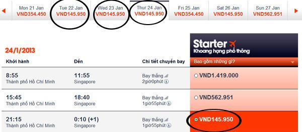 jetstar khuyến mãi vé máy bay giá rẻ