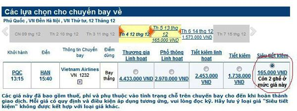 Haha, có ai mua được vé siêu rẻ Phú Quốc không?