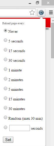 Chrome Plus Reload