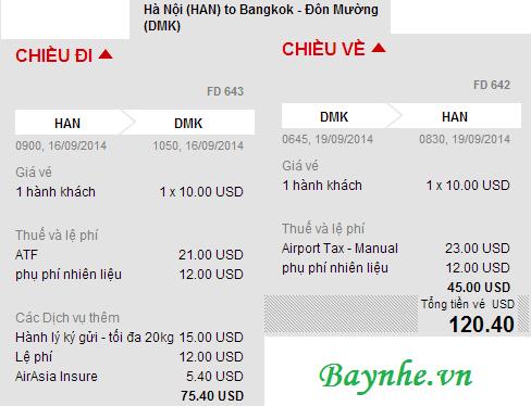 Xử lý các vấn đề gặp phải khi đặt vé AirAsia