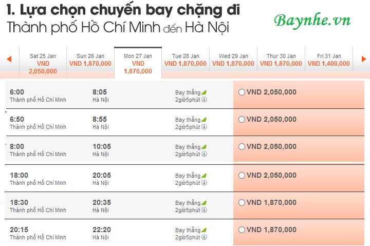 Jetstar bán vé máy bay tết 2014 giá rẻ