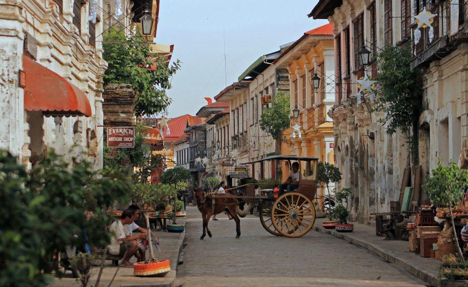 thành phố cổ vigan - Cebu Pacific giảm giá 75% giá vé