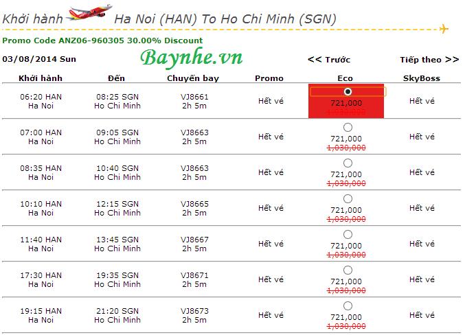 Hướng dẫn sử dụng Mã khuyến mãi để mua vé máy bay giá rẻ