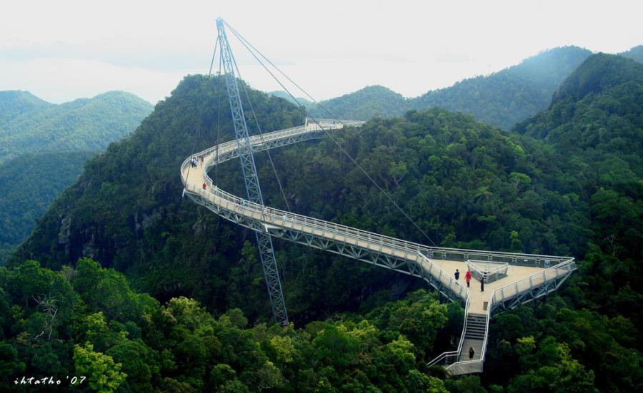 Cầu ở Langkawi bán vé giá rẻ nội địa