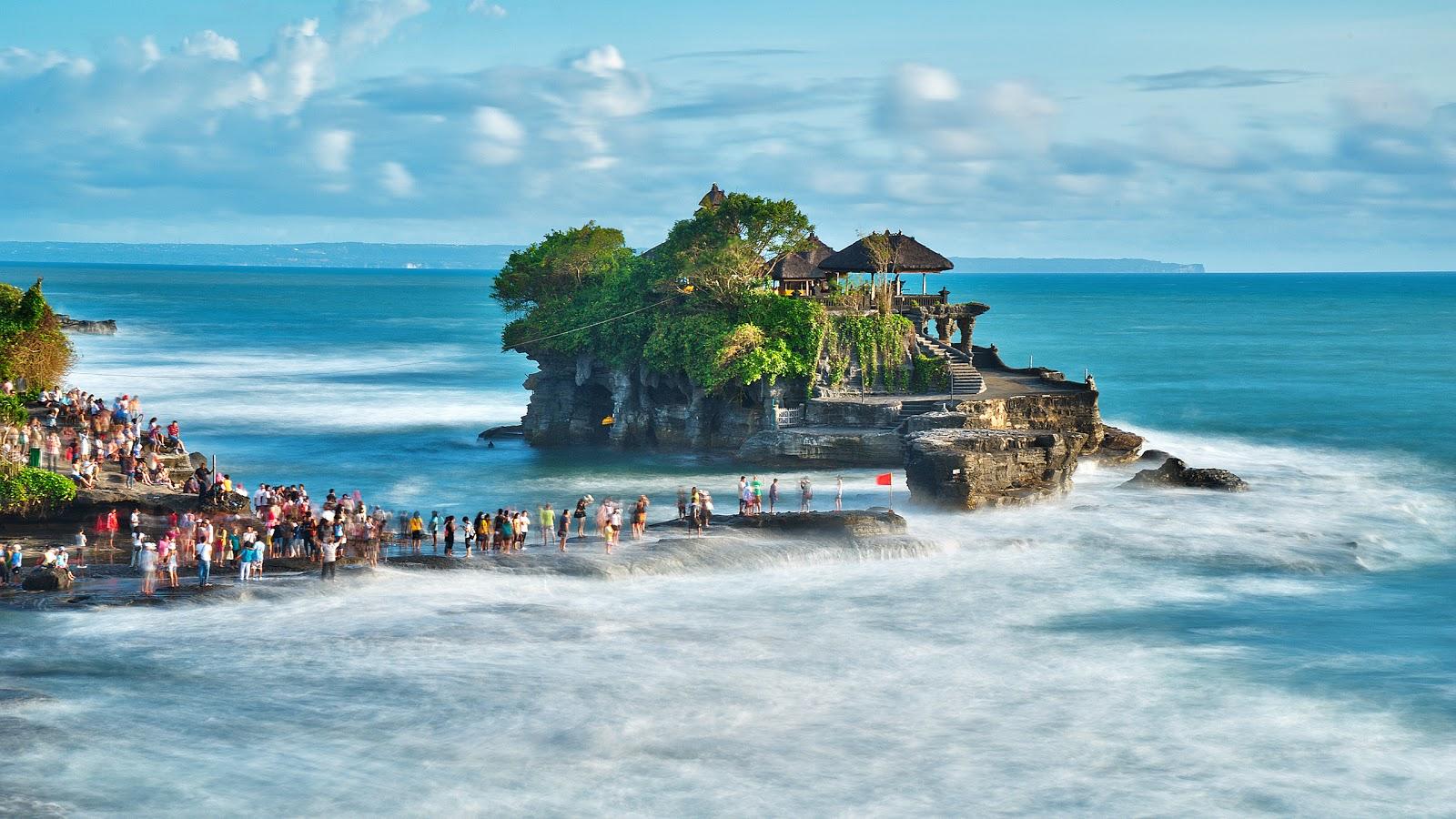 cảnh đẹp đảo Bali bán vé giá rẻ nội địa
