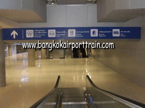 tàu điện sân bay suvarnabhumi