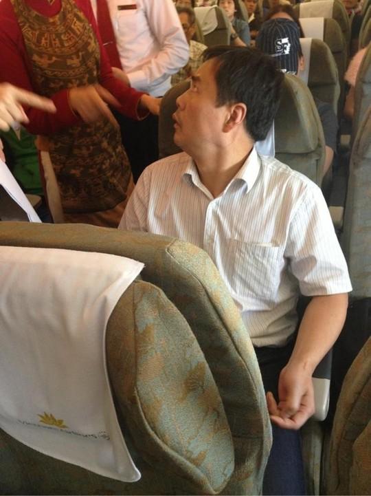 Cảnh giác mất cắp tài sản trên máy bay