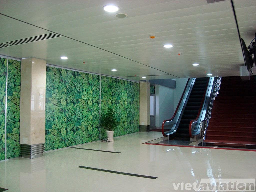 Chuyển vị trí quầy check-in, phòng chờ tại sân bay Tân Sơn Nhất