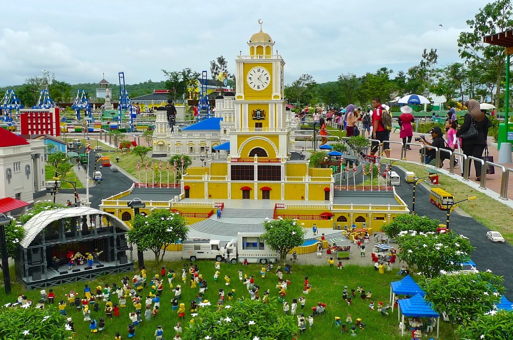 công viên legoland ở johor bahru