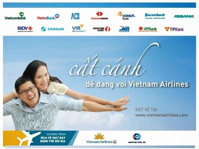Mã giảm 30% giá vé máy bay ASEAN của Vietnam Airlines