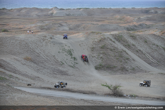 Đồi cát Laoag Cebu giảm 75% chặng nội địa, vé Boracay siêu rẻ nhé