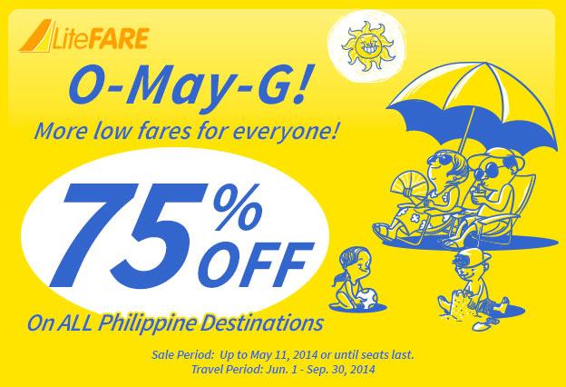 vé máy bay giá rẻ Cebu Pacific, vé Boracay siêu rẻ nhé