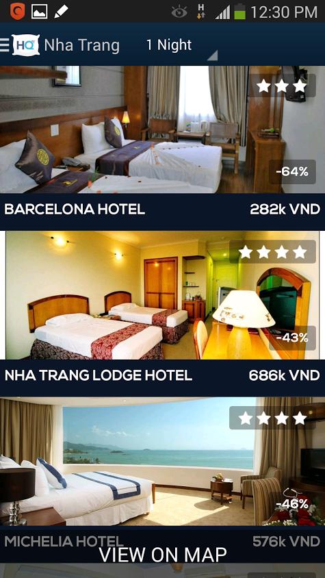 [DEAL] Tặng bạn 500.000 đồng đặt phòng khách sạn đây!