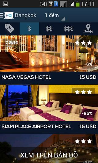 [DEAL] Nhận ngay 31 USD khi cài ứng dụng HotelQuickly