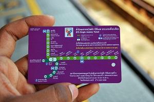 [DEAL] Tặng bạn thẻ đi tàu điện miễn phí ở Bangkok