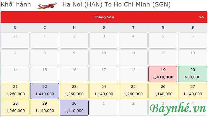 Jetstar bán vé Sài Gòn - Huế giá rẻ và miễn phí vé chiều về