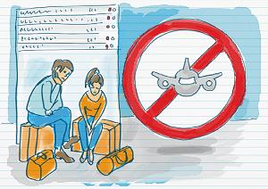 Tổng hợp tình hình huỷ chuyến các chặng bay quốc tế (cập nhật 22/7)