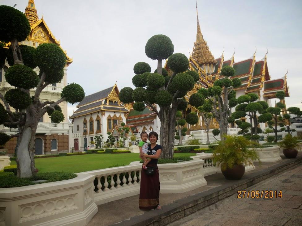 Nhà tóc ngắn đi Thái: Gặp siêu lừa ở Bangkok