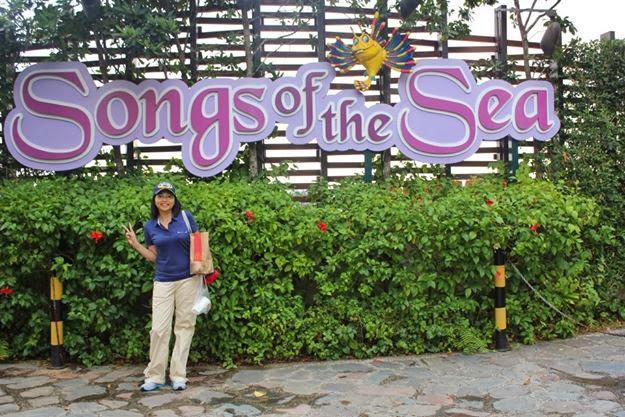 tham-quan-dao-sentosa-8 Hành trình Singapore bụi