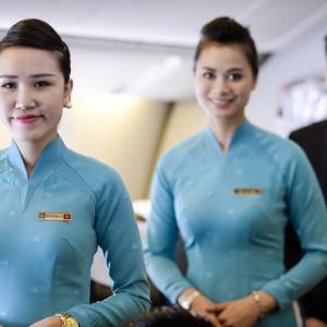 Ý kiến của bạn về đồng phục mới của tiếp viên Vietnam Airlines
