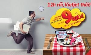 VietJetAir tung vé rẻ 4 chặng bay mới với giá chỉ từ 9.000 đồng