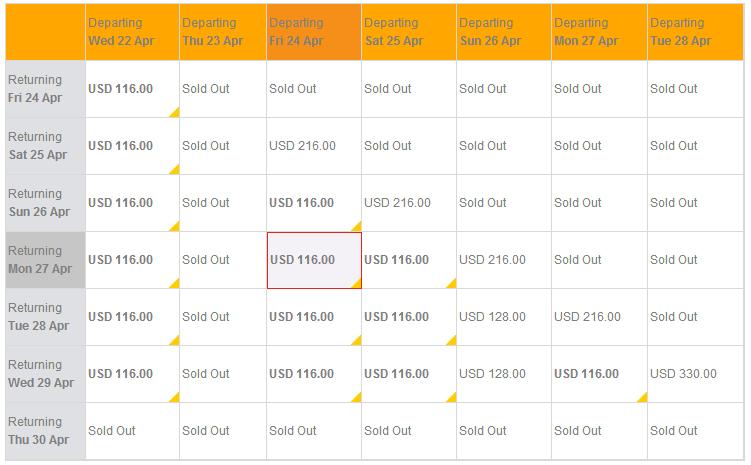 Bay Hà Nội - Hồng Kông siêu rẻ với Hongkong Airlines