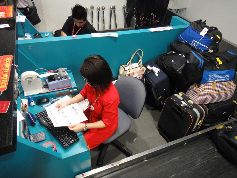Không thanh toán hành lý AirAsia có bị sao không?
