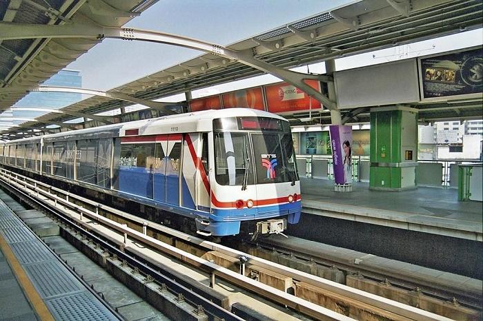 [DEAL] Tặng bạn thẻ đi tàu điện ở Bangkok nhân dịp cuối năm 2015