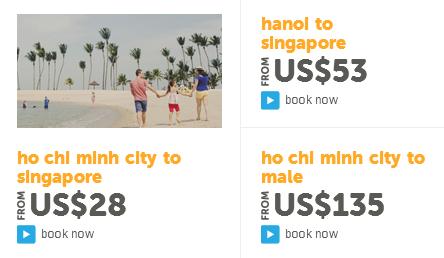 Ôi thần linh ơi, bay Singapore giá siêu rẻ kìa!