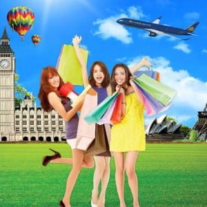 Săn 15.000 vé máy bay giá rẻ tại Hội chợ Du lịch Quốc tế 2019