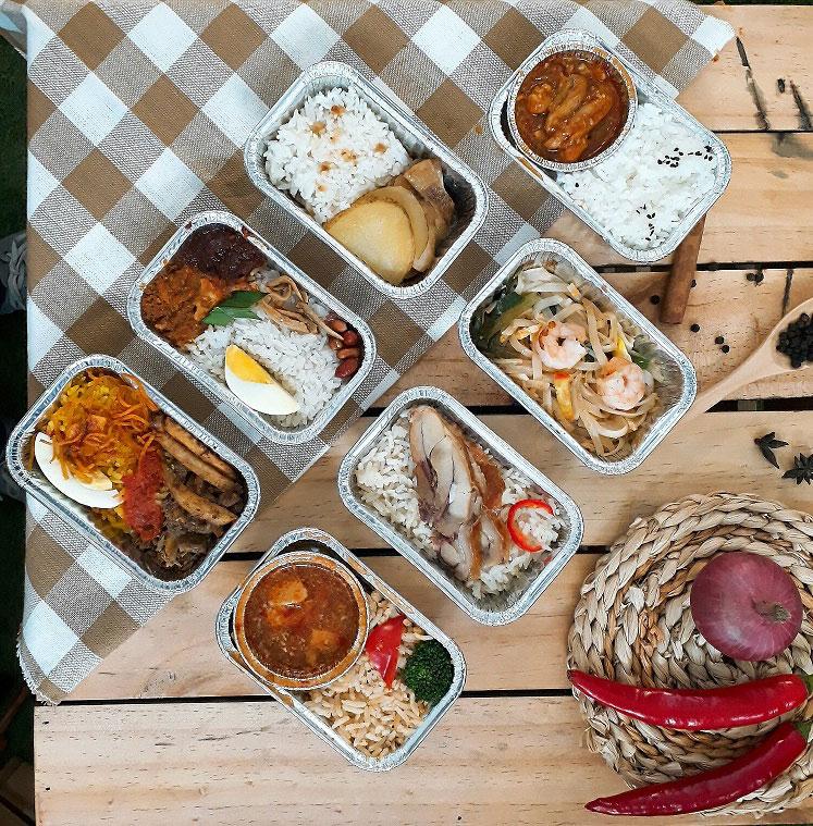 AirAsia thêm món ăn mới, ngon và bắt mắt hơn (chưa có món Việt)