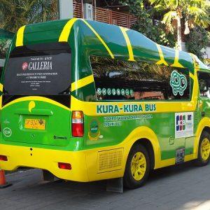 Du lịch bụi Bali với dịch vụ xe bus - tại sao không ?