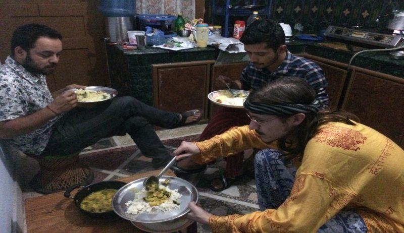 du lich va tinh nguyen nepal