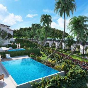 Nha Trang Long Beach Resort - Villa