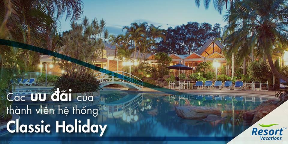 Nhượng Lại Quyền Hội Viên Để Đặt Phòng Nghỉ Dưỡng - Resort Vacations