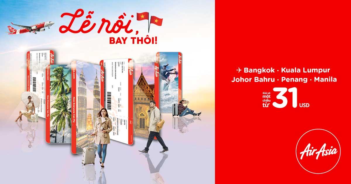 Banner baynhe AirAsia