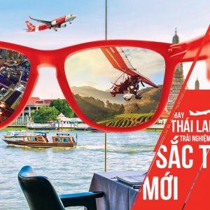 Bay Bangkok giá 35 USD và nhận sim 4G miễn phí (giỗ tổ trùng té nước)