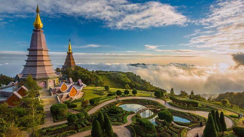 """trai nghiem chiangmai Khám Phá Thái Lan qua """"lăng kính"""" Chiangmai"""