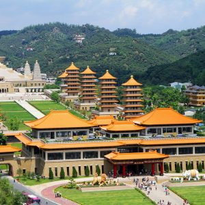 Hướng dẫn tự túc tham quan Phật Quang Sơn ở Đài Loan