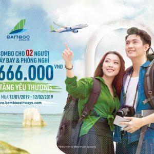 """12h trưa 12-1, Bamboo Airways mở bán vé rẻ """"chào sân"""""""