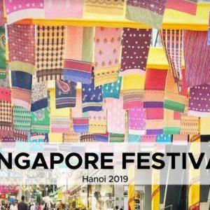 Rủ nhau xem Lễ hội Singapore bên hồ Hoàn Kiếm, Hà Nội