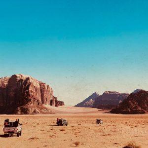 """Đến Jordan và đánh thức """"nàng Công chúa ngủ vùi trong cát"""""""