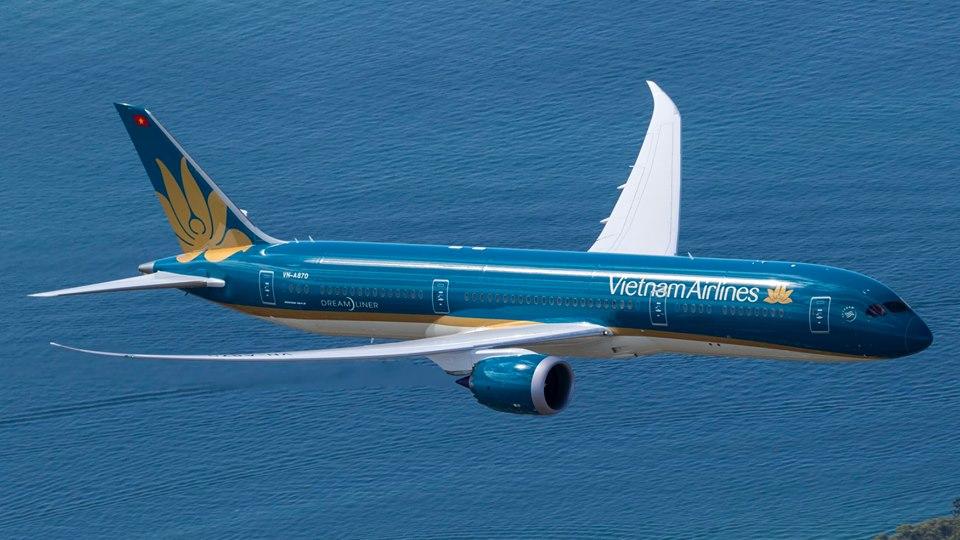 Máy bay thân rộng Vietnam Airlines